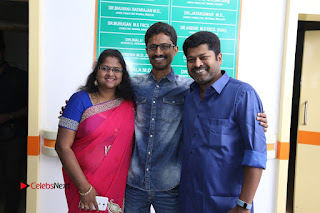 Nenjamellam Kadhal Tamil Movie Pooja Stills  0022.jpg