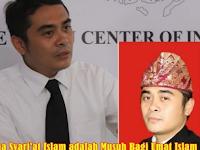 Terbongkar! Terduga Provokator Arya Wedakarna Ternyata Anti Islam, Begini Sepak Terjangnya