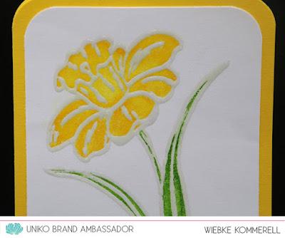 K1-1346 Daffodil Greetings - Wiebke Kommerell-2