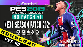 PES 2013 HD PATCH v1 AIO
