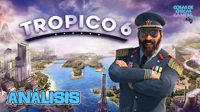 Análisis Trópico 6 para PS4