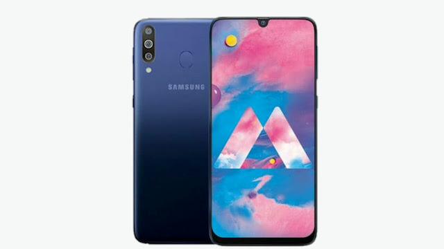Samsung Galaxy M30 India launch Today 6 pm