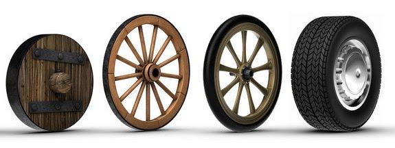 Mesopotamian Wheel