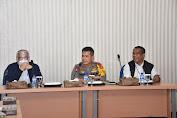 Kapolda Jambi Rapat Bersama Kementerian ESDM RI