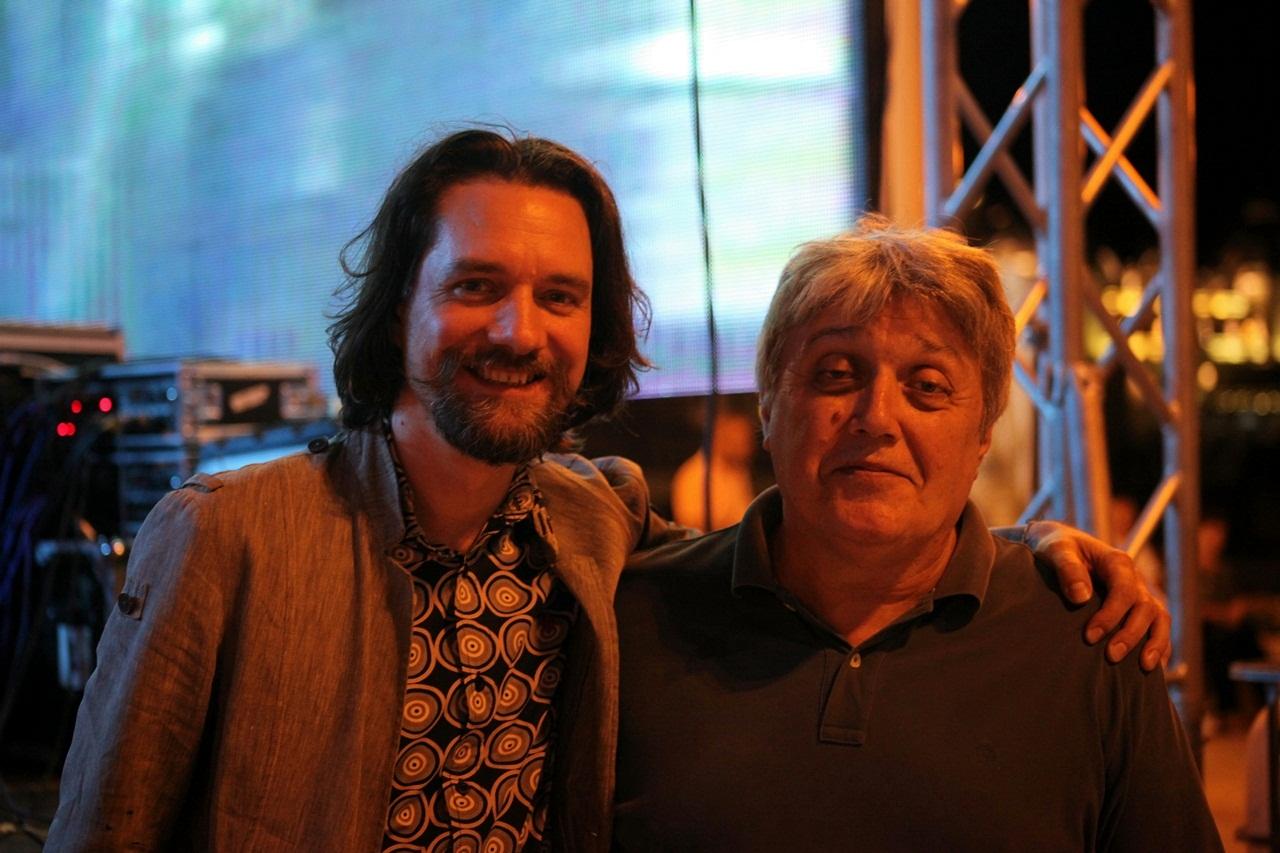 Zoran Predin In Mar Django Quartet - Ljubimec Iz Omare