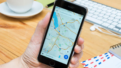 How to Save a Location on Google Maps