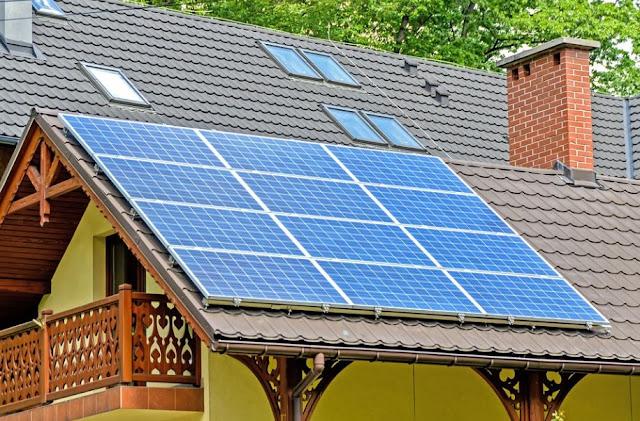 solar power positive impact environment panel money savings renewable electricity