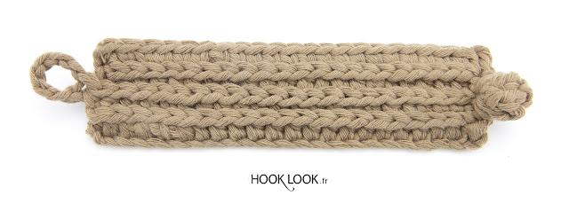 tutoriel bracelet crochet diy