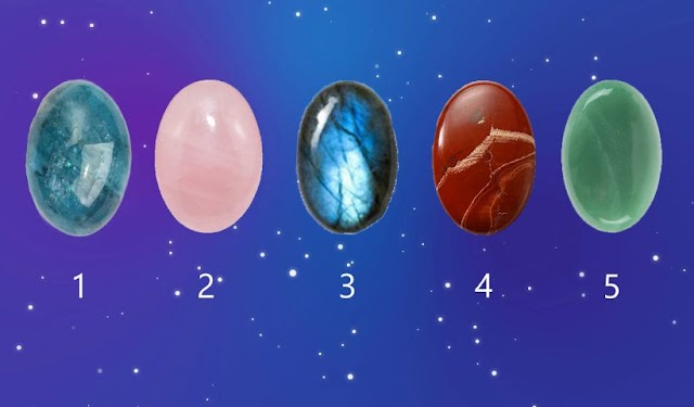 Pick a Crystal to Get a Psychic Prediction