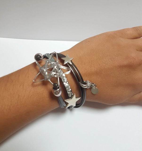 DIY, tutoriel, bracelet, étoile, maman mais pas uniquement, la perle des loisirs