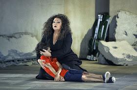 Wagner: Parsifal - Bayreuth Festival - Elena Pankratova - (Photo © Bayreuther Festspiele / Enrico Nawrath)
