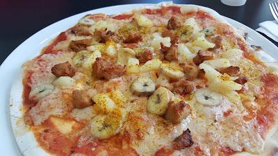 Veganpizza Lunda Kitchen - Rörelse för djurrätt