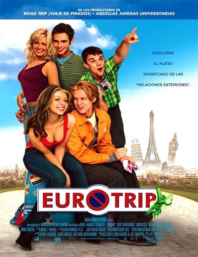 Ver Euroviaje censurado (EuroTrip) (2004) Online