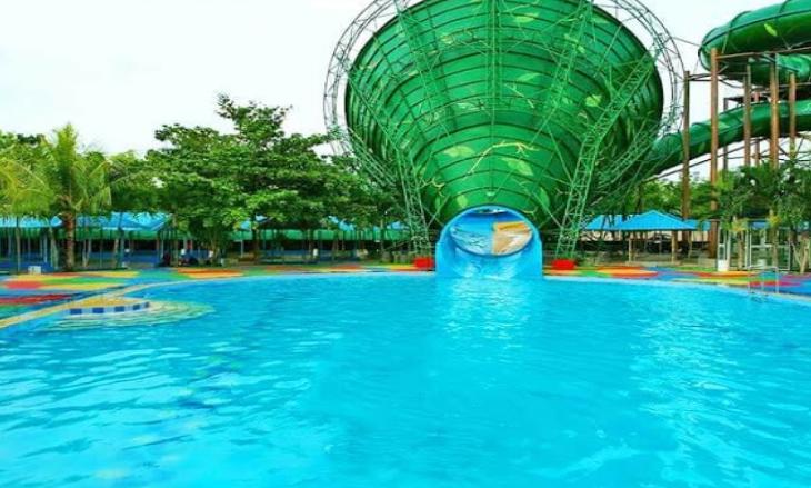 Hairos Waterpark Medan