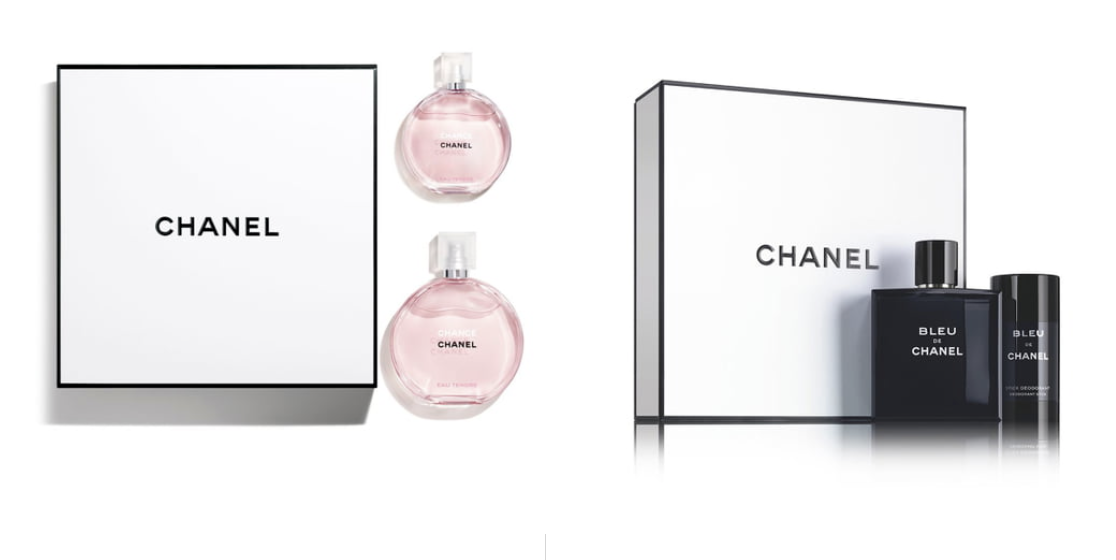 Chanel fragrance sale