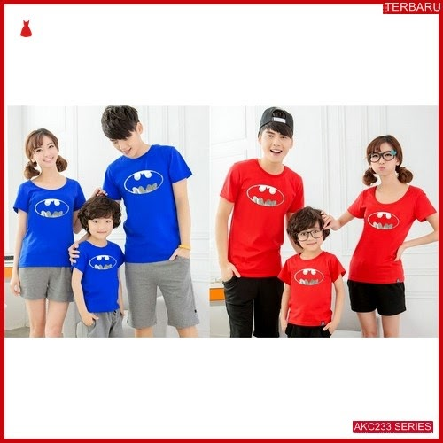 AKC233K127 Kaos Couple Baju Anak 233K127 Keluarga Family BMGShop