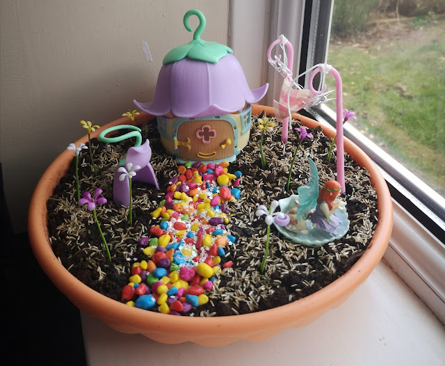 A picture of My Fairy Garden Flowers Edition