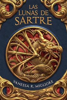Las lunas de Sartre | Vanessa R. Migliore | Hidra