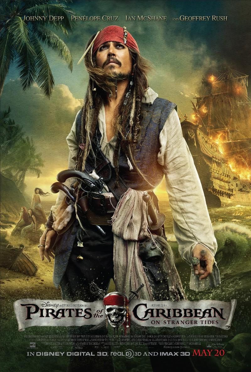 Telefilo Di Fiducia Pirati Dei Caraibi Oltre I Confini