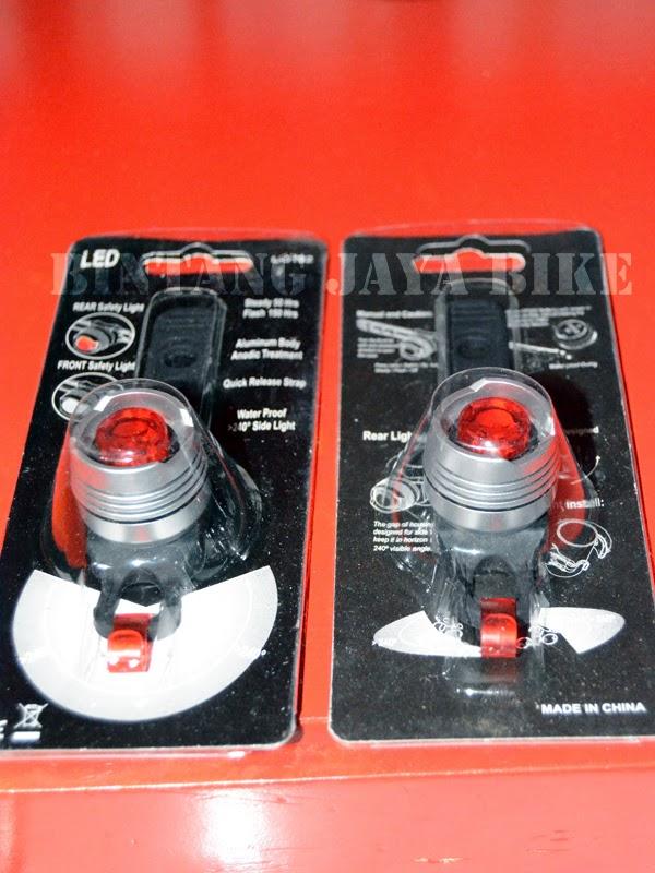 Lampu Sepeda Led Tembak (IDR.35.000) - BINTANG JAYA BIKE