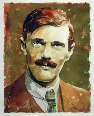 """D. H. Lawrence as a novelist is preoccupied with the problem of the relations between men and women, which to quote his own words, """"is, after all, the problem of today, the establishment of a new relation, or the adjustment of the old one, between men and women."""""""
