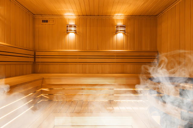 What Are the Useful Benefits of Sauna and Steam Room?