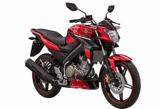 Yamaha Vixion Advance Zeal Red