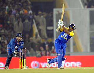 Kumar Sangakkara 59 vs India Highlights