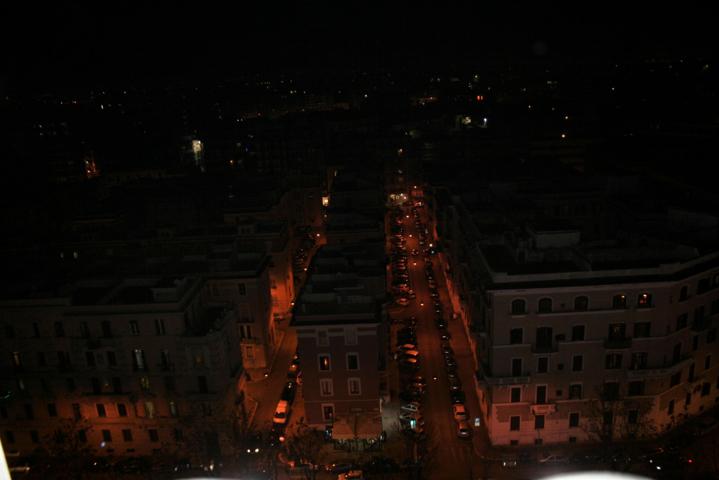 Bari panorama, Bari, palazzi, abitazioni, strade, macchine