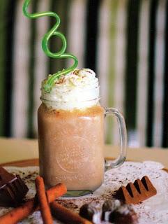 Resep smoothies pisang susu coklat