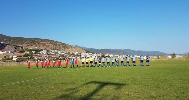 Α.Ο.Στυλίδας - Αστέρας Σταυρού 1 - 0