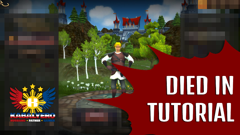 Villagers and Heroes • Died While In The Tutorial [Gameplay]