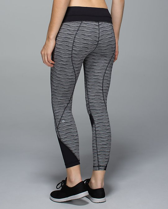 lululemon textured wave inspire tight