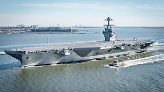 USS Gerald Rudolph Ford
