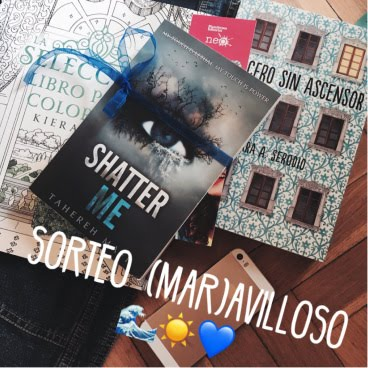 "⚓️ SÚPER SORTEO EN EL BLOG ""HOLLAND AND BOOKS"" ⚓️"