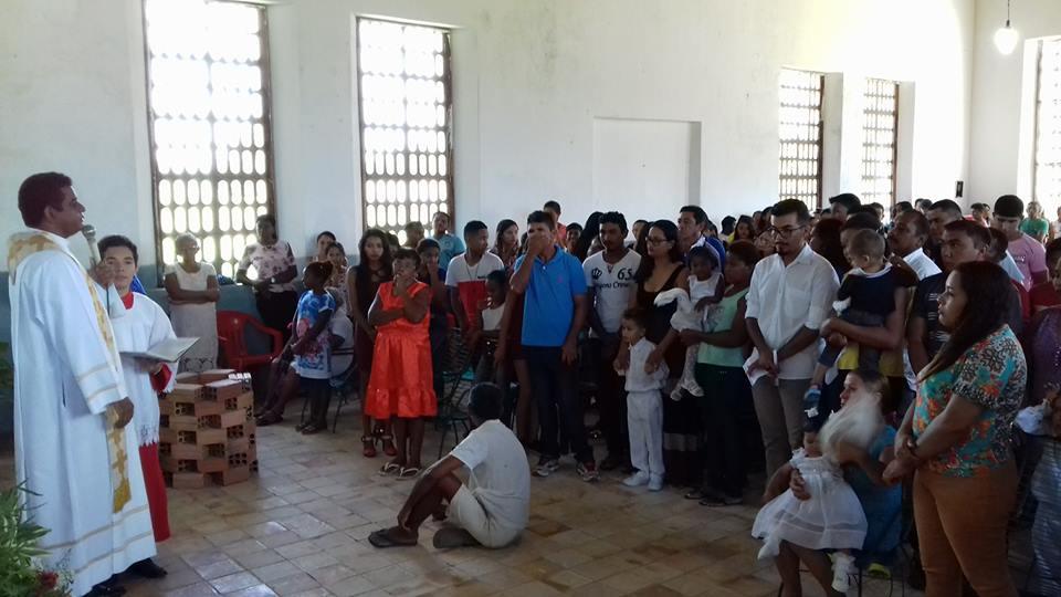 Encerramento dos Festejos de Nossa Senhora de Fátima na Localidade Limpeza