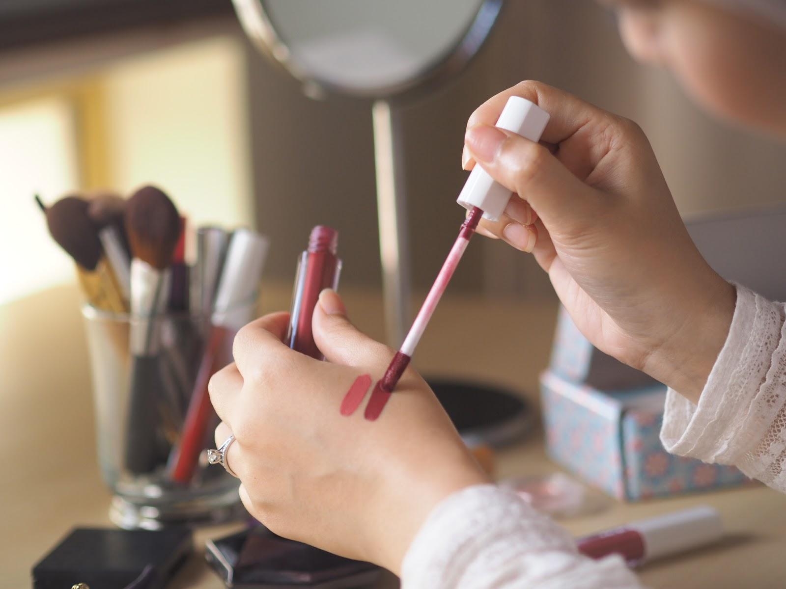 Make Up : Eid Ready Lips - Dalillah Ismail