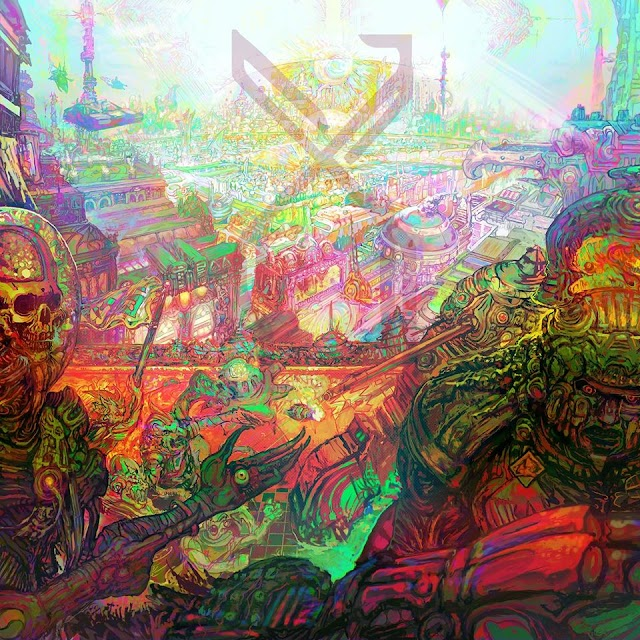 Austin apocalypse thrashers, Expander, deploy 'Cryptosteal' single