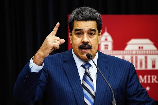Presidente da Venezuela, Nicolas Maduro oferece ajuda a Manaus com oxigênio