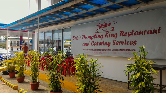 Dumpling King Restaurant in Subic