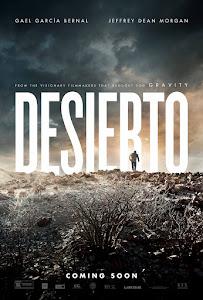Desierto Poster