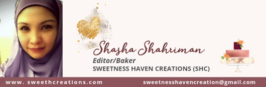 Author Shasha Blog Post Signature