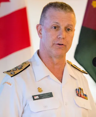 Admiral Arthur Gerard McDonald, CMM, MSM, CD, Chief of the Defence Staff