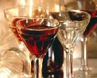 Rosso Antico in bicchiere