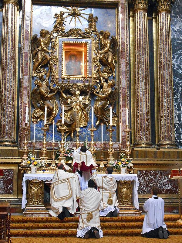 Imagenes E Santa Maggiore Maria Basilica