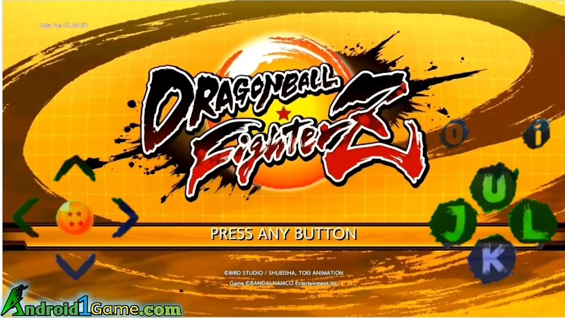 New Dragon Ball Mugen Fighting Z Warriors APK Android/iOS Download