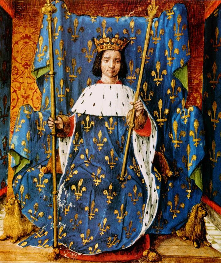 Ο νεαρός Κάρολος ΣΤ΄ της Γαλλίας (1368-1422)_1
