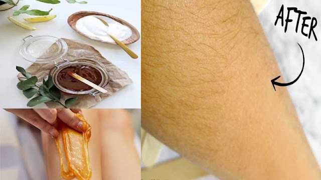 How To Make Best Homemade Sugar Wax Recipe For Easy Hair Removal