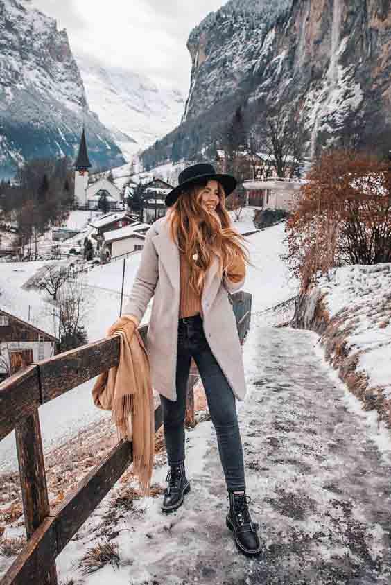 Looks de inverno para se inspirar e arrasar!