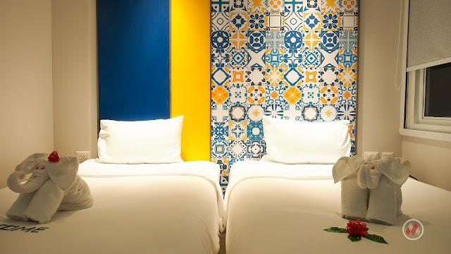 ibis Sweet Bed 宜必思尚品普吉島城市酒店 - ibis Styles Phuket City